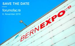 SAVE THE DATE: forumofac.19 am 8. November 2019 in Bern